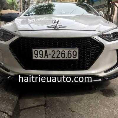 mặt ca lăng độ cho xe Hyundai Elantra 2018