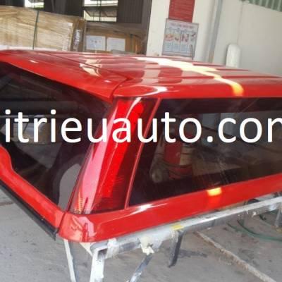 nắp thùng cao cho xe colorado 2018