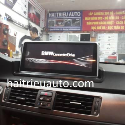 màn hinh android cho xe BMW E90