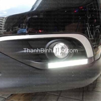 Độ đèn led gầm xe honda CRV