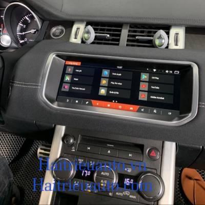 MÀN HÌNH THEO XE Range Rover  EVOQUE 2012