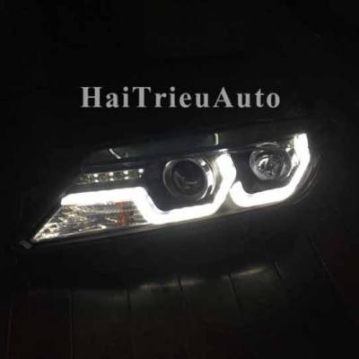 Đèn pha độ nguyên bộ cho xe honda city