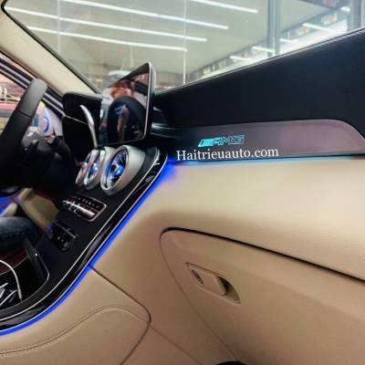 Thanh LED AMG cho xe Mercedes GLC 300 2020