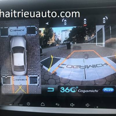 camera 360 độ COGAMICHI C88