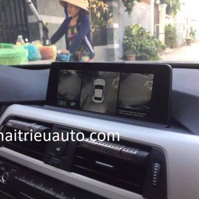 lắp camera 360 cho xe BMW X5