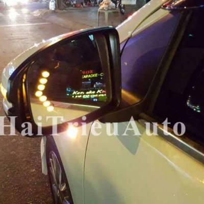 LED xi nhan mặt gương cho xe honda city
