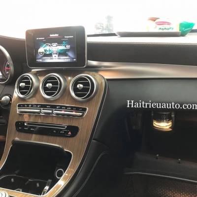 Hệ thống nước hoa Air freshener và Ionisation theo xe Mercedes GLC 250