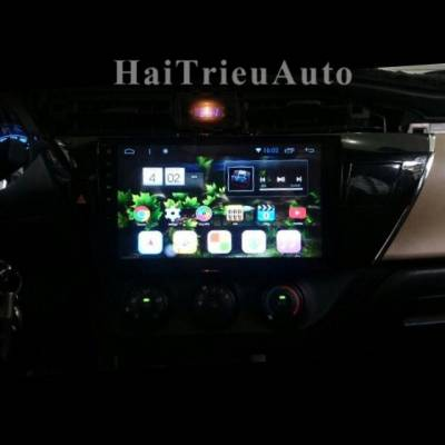DVD ANDROID cho xe TOYOTA ALTIS