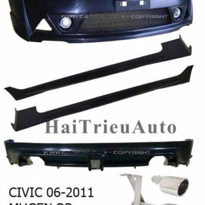 Body kit cho xe honda civic 2008