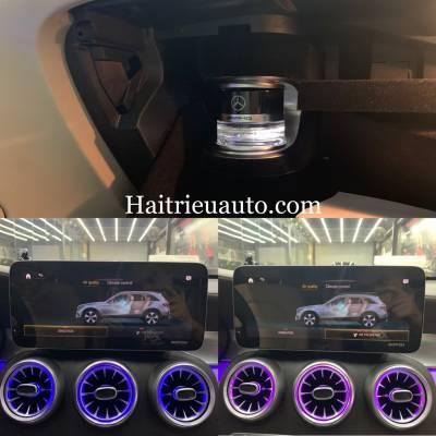 Hệ thống nước hoa Air freshener và Ionisation theo xe Mercedes GLC 300 2020