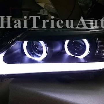 Đèn pha độ cho xe camry 2012