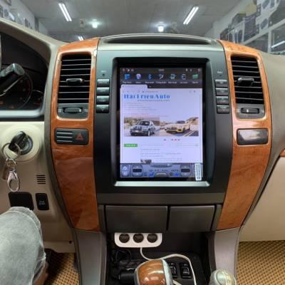 Màn hình tesla theo xe Lexus GX 470