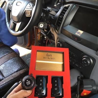 startstop smartkey cho xe ford ranger