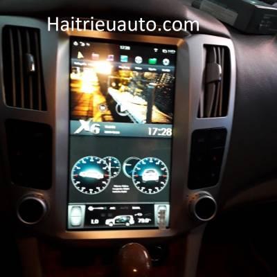 Màn hình tesla android cho xe Lexus RX 300
