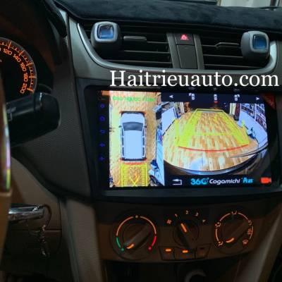 camera 360 cho xe Suzuki Ertiga