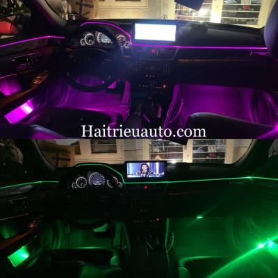 Đèn led nội thất cho xe Mercedes E 200