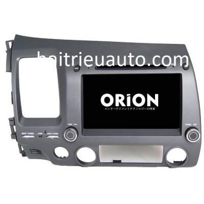 màn hình android orion xe civic