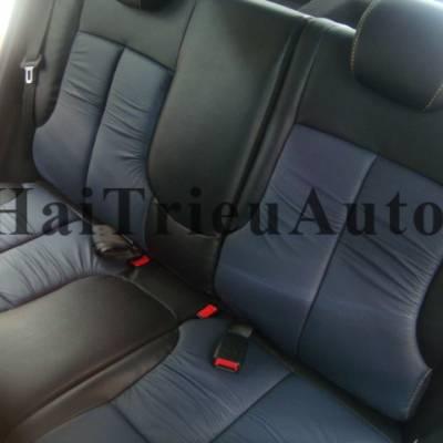 Bọc ghế da cho xe kia morning