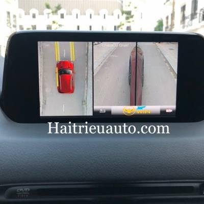 camera 360 cho xe Mazda CX5 2019
