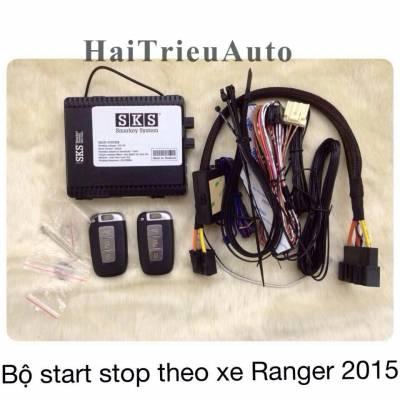 Bộ start stop theo xe Ranger 2015