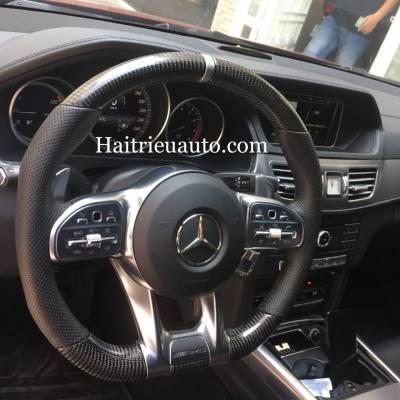 Nâng cấp vô lăng Facelift cho Mercedes E 2009-2015
