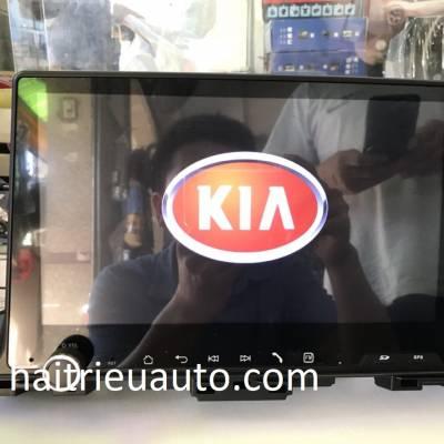 màn hình android theo xe cerato 2019