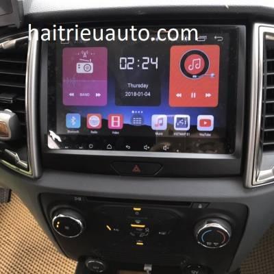 màn hình android theo xe  ranger