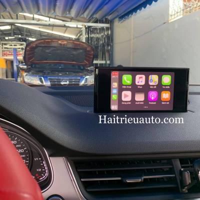 Nâng cấp CarPlay cho Audi Q7