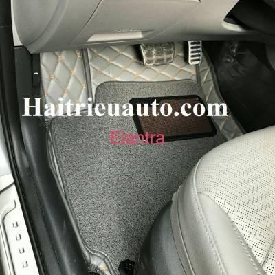 thảm 6d Hyundai elantra