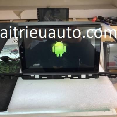 màn hình android theo xe huyndai Sonata 2016