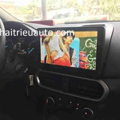 màn hình android theo xe ford ecosport 2018
