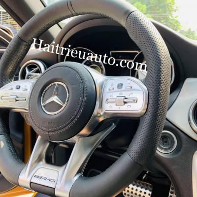 Vô lăng AMG Facelift cho Mercedes CLA 45