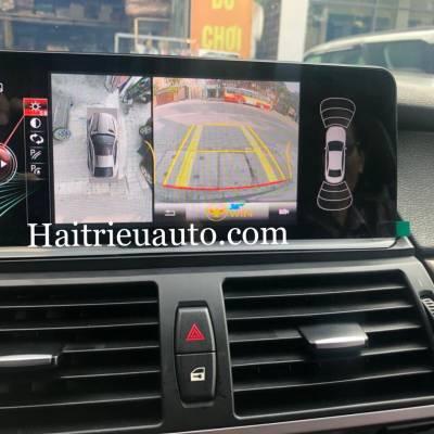 Camera 360 cho xe BMW X5