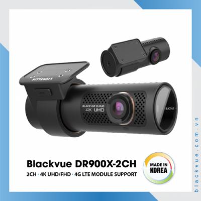 CAMERA HÀNH TRÌNH BLACKVUE DR900X-2CH