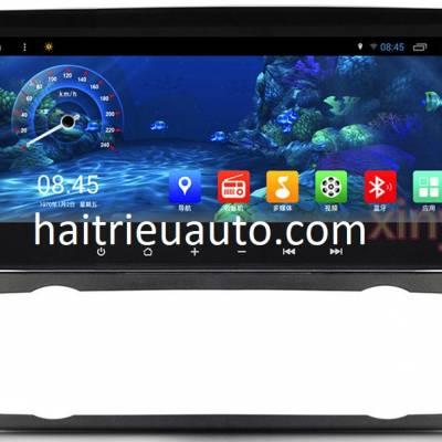 màn hình Android cho xe BNW 3 series (E90) - 2009