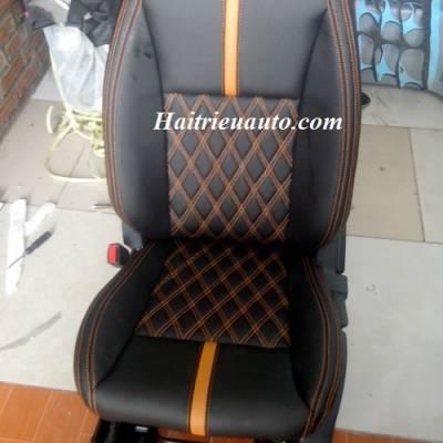 Bọc ghế da cho Ford Ranger