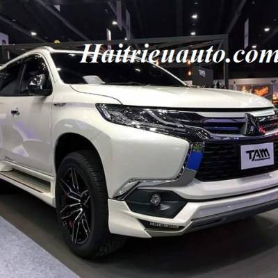 Body Mitsubishi pajezo Sport