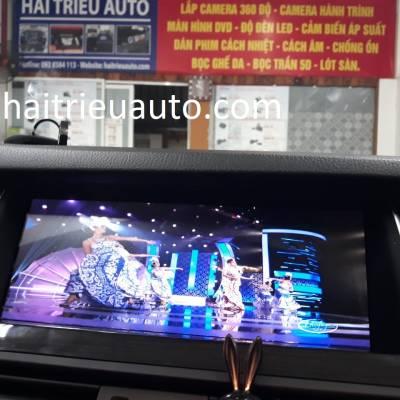 màn hình android  theo xe BMW 532i
