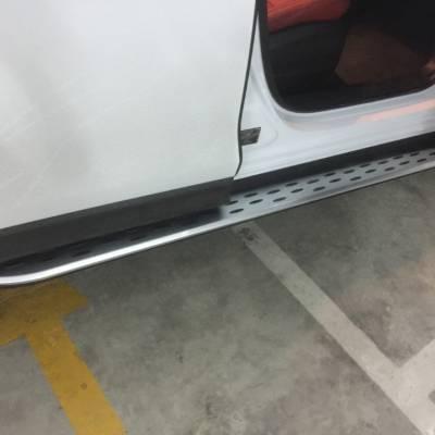bệ bước ngoài theo xe mazda CX5 2018