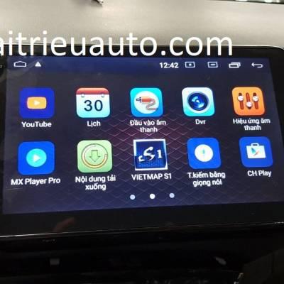 màn hình android theo xe honda HR-V