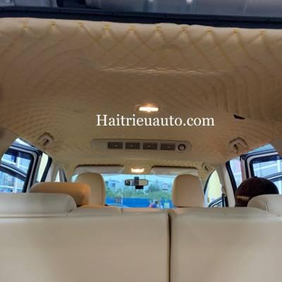Bọc trần 5D cho xe Mitsubishi Xpander
