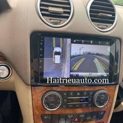 Camera 360 cho xe Mercedes GL
