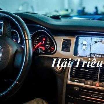 lắp Camera 360 độ Oris cho Audi Q7