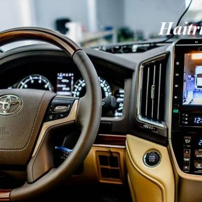Lắp camera 360 độ cho xe Toyota LandCruiser