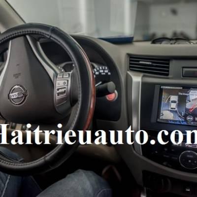 Camera 360 độ cho Nissan Navara