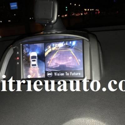Camera 360 cho xe Renault Koleos