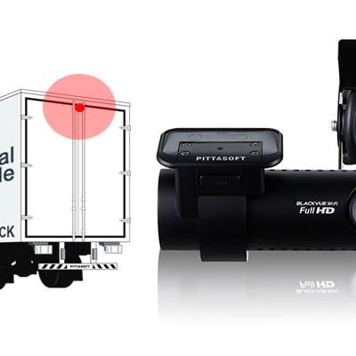Camera hành trình BlackVue 650GW-2CH Truck
