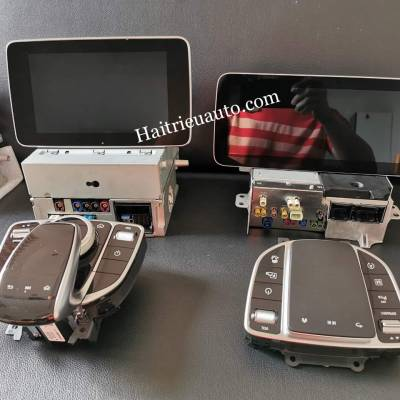 Comand online cho Mercedes GLC
