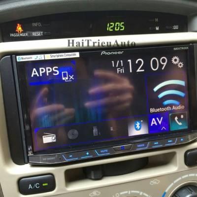 DVD pioneer AVH-X5850BT cho xe innova