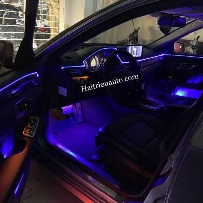 Đèn led nội thất cho xe Mercedes E Class